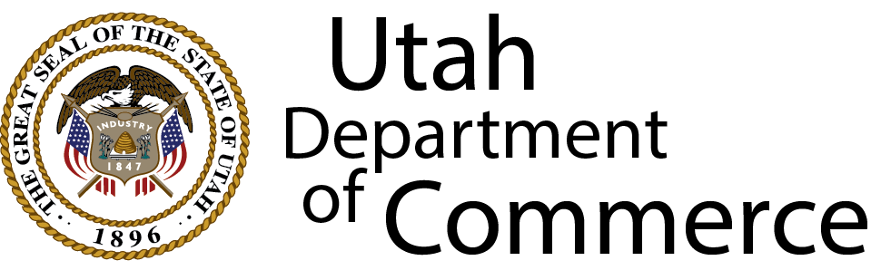 Utah Commerce Logo